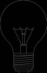 Light focus dwg block for autocad designscad