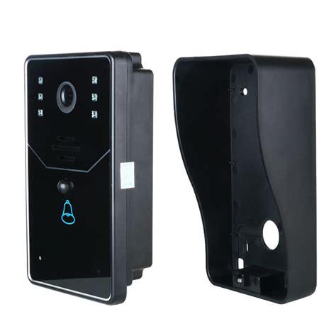 wireless door bell sywifi001 door bell wireless smart doorbell home