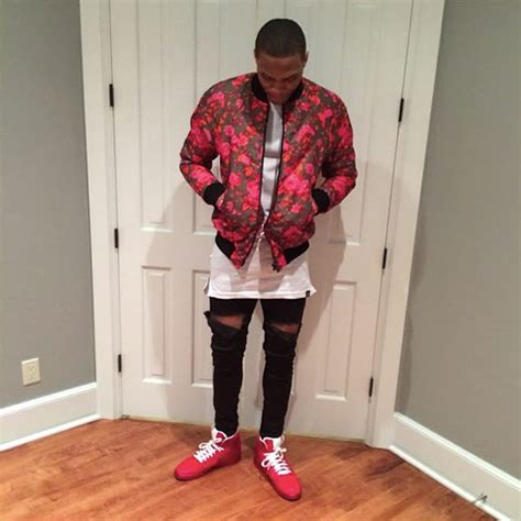 Russell Westbrook Talks Personal Style And His Greatest