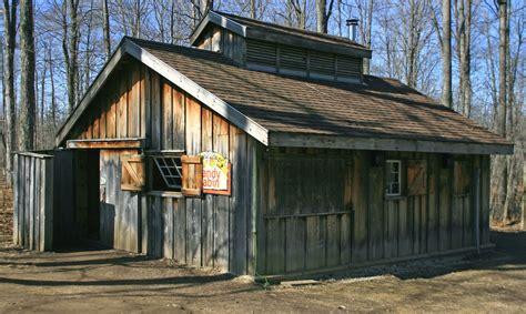 candy cabin aka sugar shack maple towne mountsberg