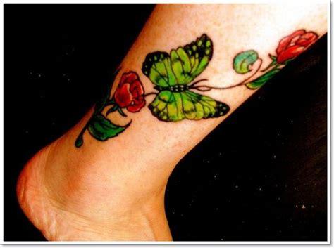 35 Fantásticos Tatuajes Para El Tobillo (con imágenes