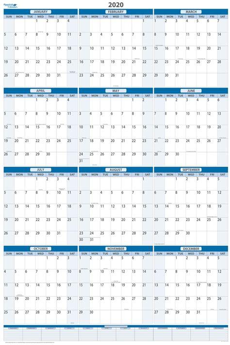 dry erasable wall calendar