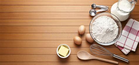 kitchen design templates baking cooking wood background stock image image of