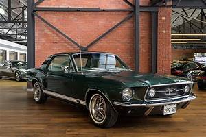 1967 Ford Mustang 289 GT Hardtop - Richmonds - Classic and Prestige Cars - Storage and Sales ...