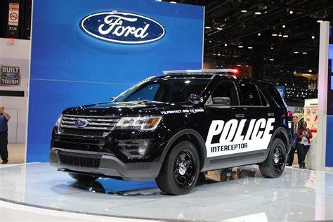 fords explorer police interceptor utility  stealthy