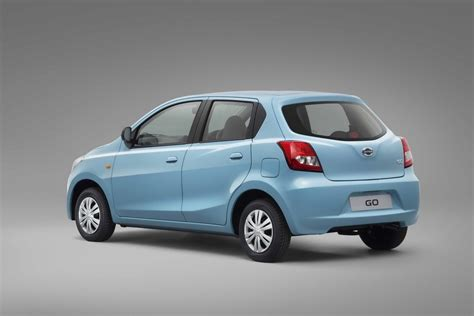 Datsun Go Picture by Revived Datsun Reveals New Go Small Car Details And Pictures