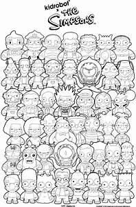 The First Ever Matt Groening Figure Is Here  Kidrobot Blog