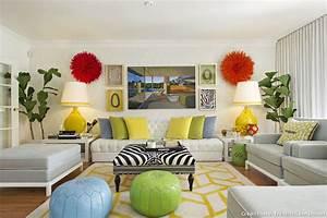 au portugal une maison lumineuse decoree avec des With les couleurs du salon