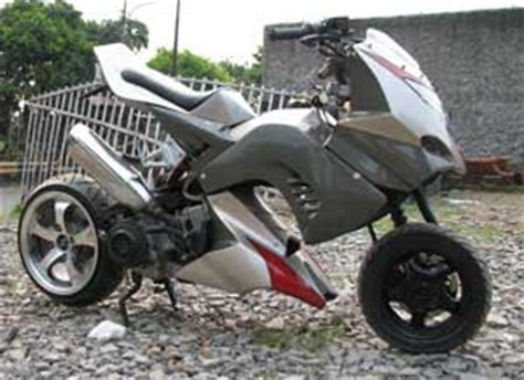 Yamaha Xride 125 Picture by Best Highlight Otomotif Modifikasi Motor Suzuki Skywave