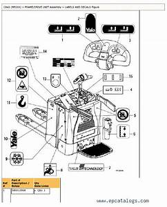 Yale C843  Mp20x  Truck Pdf Parts And Service Manuals