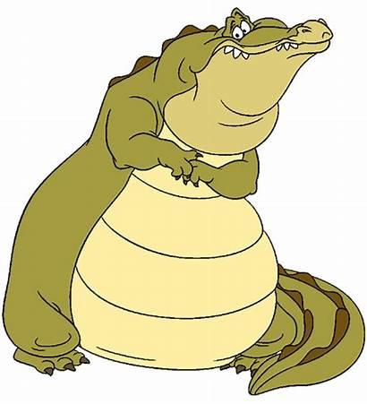 Princess Louis Frog Tiana Disney Clip Ray