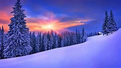 Snow Winter Nature Landscape Desktop Wallpapers Resolution