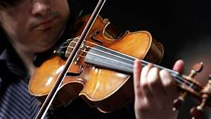 Stradivarius Violins Do Not Project Their Sound Better  Study Finds   Shots