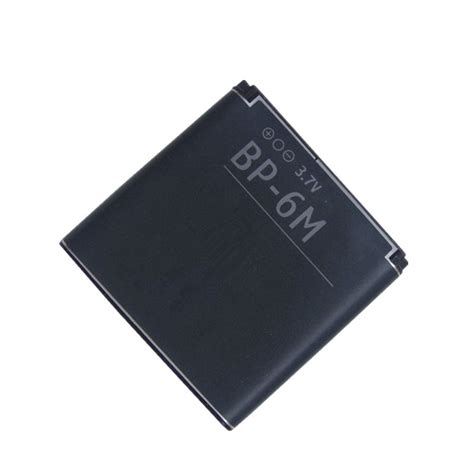 nokia battery bp 6m bp 6m battery for nokia 3250 6280 n73 n93 6151 9300 9300i