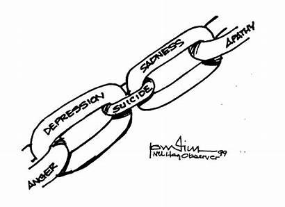 Suicide Depression Mental Drawing Health Illness Draw