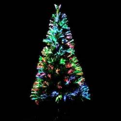 small fiber optic christmas tree victoria b