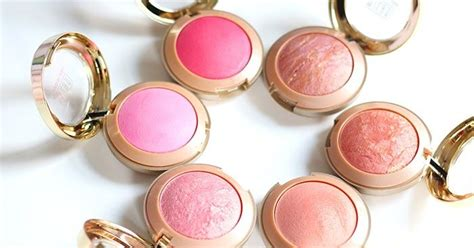 milani baked blush review swatches makeup geek foiled