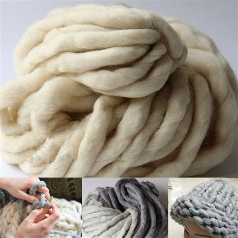 Extrem Dicke Wolle by Thick Yarn For Knitting High Grade Wool Yarn Crochet