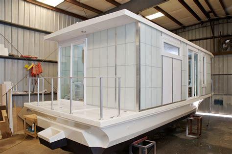 metroship reinvents  houseboat