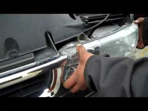 replace bulb in headlight of 2011 avalanche autos post