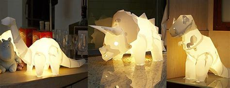 DIY Dinosaur Lamps   The Green Head