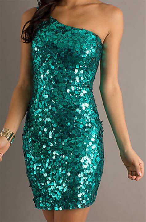 Sequin Cocktail Dresses, Scala Short Sequin Prom Dress