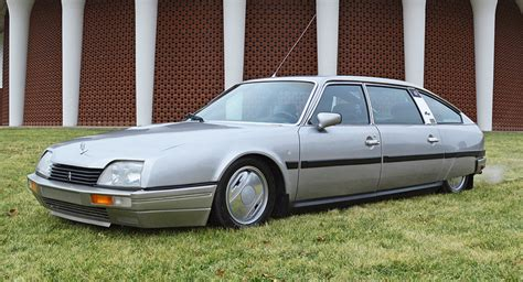 Citroen Cx For Sale by Us For Sale 1986 Citroen Cx 25 Prestige Has Obscene Rear