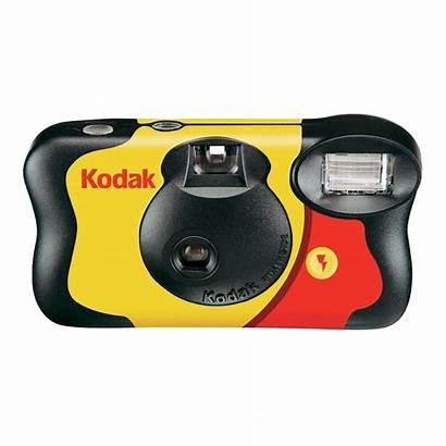 Kodak Camera Disposable Flash Fun Saver Exposures