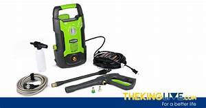 Greenworks 1500 Psi Electric Pressure Washer Gpw1501 Review