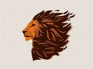 28 Lion Logos  U0026 Illustrations For Your Inspiration