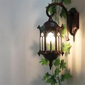 Lampe Exterieur Murale : appliques de jardin murale ~ Teatrodelosmanantiales.com Idées de Décoration