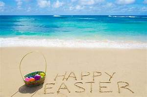 Best 25+ Happy ... Easter Beach Quotes