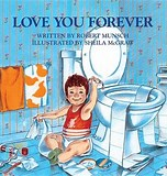 Image result for Love You Forever by Robert Munsch