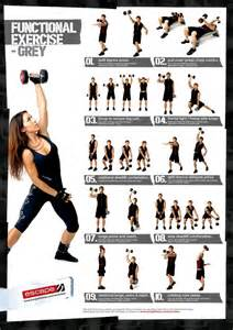 Functional Fitness Exercises Workout