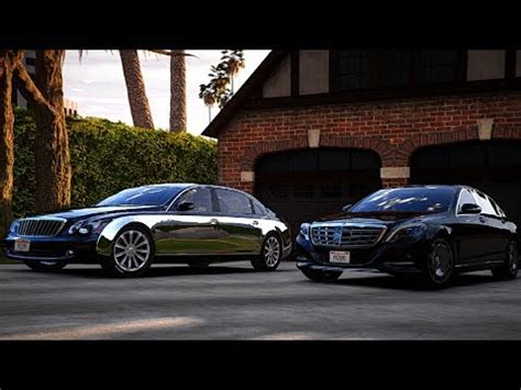 Gta V  Most Luxury Cars In Los Santos Youtube