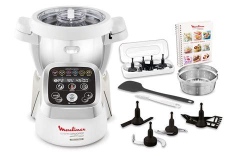 robot cuiseur moulinex companion cuisine hf800 3784630 darty