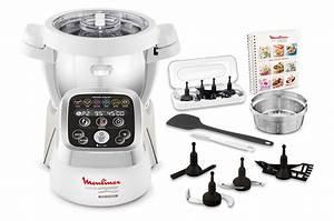 Robot Cuiseur Pas Cher : robot cuiseur moulinex companion cuisine hf800 3784630 ~ Premium-room.com Idées de Décoration
