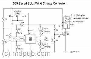 555 - Solar Charge Controller Function Details