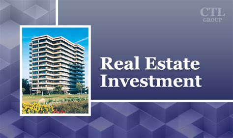 real estate investment colonia treuhand limited group