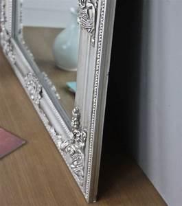 Barock Spiegel Silber : spiegel silber barock ~ Indierocktalk.com Haus und Dekorationen