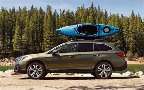 subaru outback 2018 touring review 2018 subaru outback strong in all areas you