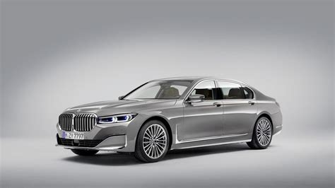2020 Bmw 7 Series Redesign Goes Heavy On The Grille