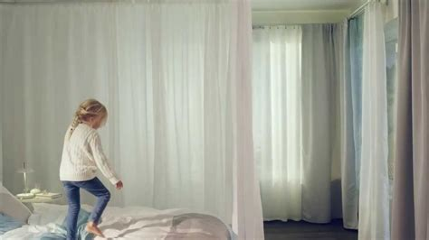 hang curtains with curtain tracks inspiration
