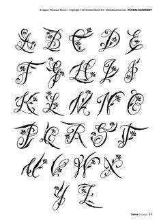 Images For > Fancy Letter S Designs | cool tattoos