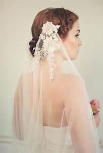 2015 Vintage Wedding Hair Accessories By Jannie Baltzer