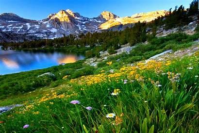Spring Desktop Wallpapers Nexus Background Mountain Wallpapersafari