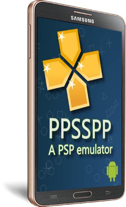 ppsspp gold emulador psp para android juegos psp en 1 link