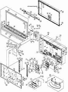 Sharp Lcd Television Parts