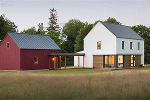Prefab homes from Go Logic offer 'rural modernism ...