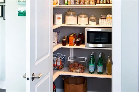 How To Install An Off The Shelf Pantry System Better